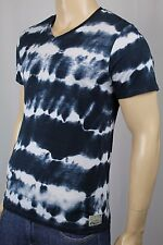 Ralph Lauren Denim Supply Blue Tie Dye Crewneck Tee T-Shirt NWT