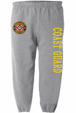 US Coast Guard sweatpants Men's size us coast guard sweats uscg sweat pants