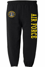 US Air Force sweatpants Men's size us air force sweats usaf sweatpants black