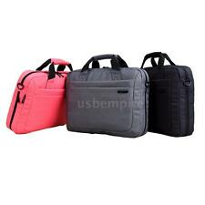 Kingsons Nylon Hybrid Messenger Briefcase Carrying Laptop Sleeve Case Bag R6TQ
