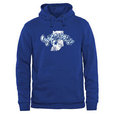 Indiana State Sycamores Royal Blue Classic Primary Pullover Hoodie
