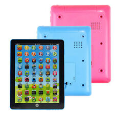 1x Child Computer Tablet Chinese English Learning Study Machine Educational Toys