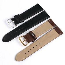 High Quality Unisex PU Faux Leather White red Watch Strap Band Womens Mens L11