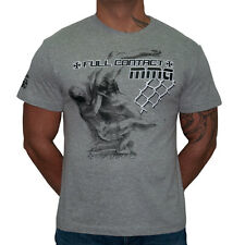 T-Shirt MMA FIGHTER. Ideal for Gym,Training,MMA Fighters,Casual wears