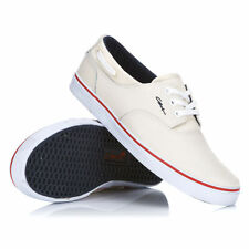 *New C1RCA Circa Valeo Skate Shoes - White Cap Grey/Peacoat/Risk Red- VALEOWCPR*
