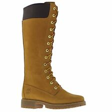Timberland Earthkeepers Premium 14Inch Wheat Womens Boots