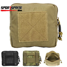 Tactical Molle Utility EDC Tool Drop Pouch Outdoor Accessory Pouch for Belt Vest