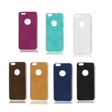 """TPU Ultra Thin Case Cover + Protective Film for Apple iPhone 6 4.7"""""""