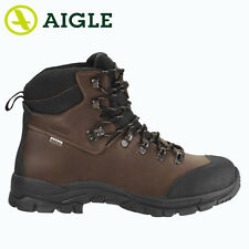 Aigle Laforse Leather Walking Hiking Climbing Boot Ankle Waterproof MTD