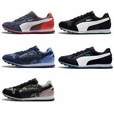 Puma ST Runner NL Mens Suede Retro Running Shoes Casual Sneakers Trainers Pick 1