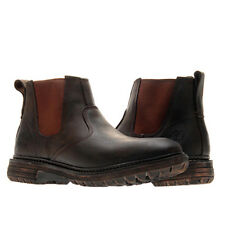 Timberland Earthkeepers Tremont Chelsea Boots Mens Brown Leather 5859R T2