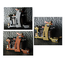 3 Color Casting Coil Tattoo Machine Gun 10 Wraps for Liner Shader 7000R/Minute