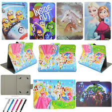 Newest Flip Fold Stand Cover PU Leather Case For Universal 7~7.9'' Tablet PC MID