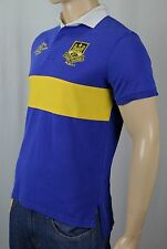 Polo Ralph Lauren Blue Custom Fit Crest Shirt Rugby NWT