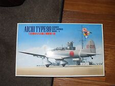 """""""Aichi Type 99 Japanese Navy Carrier  Dive Bomber"""" 1/48 fighter series"""