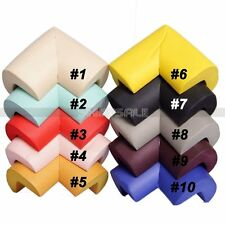 4 Pcs Protectors Child Baby Safety Corner Edge Soft Protection Cushion Guard