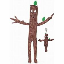 STICK MAN SOFT TOY 30cm OPTION ONLY FROM JULIA DONALDSON THE GRUFFALO by AURORA