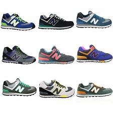 New Balance Classics Traditionnels Suede  Textile Caual Lace Up Mens Trainers