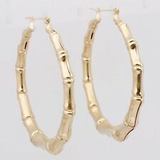 New Fashion Party Girl Silver and Gold plated Costume Jewellery Hoop Earrings