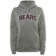 Missouri State University Bears Women's Ash Arch Name Pullover Hoodie