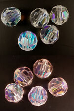 Czech Crystal Glass Round Beads 4mm 6mm 8mm Faceted MC BEST QUALITY