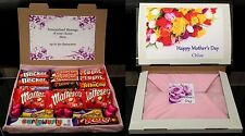 Large Happy Anniversary Chocolate Gift Box Hamper Personalised I Love You Marry