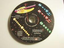 Visualization Diner CD-Rom 1995 Intergraph Software Model View Mogle
