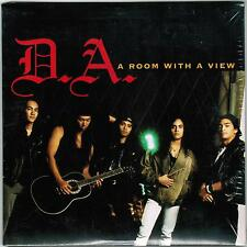 Death Angel D.A, A Room With A View Metal 2 Track Edit Promo CD Single SEALED