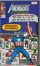Avengers Operation Hydra #1 Kirby Classic Variant Marvel Comic Book NM 8/6 bc