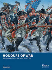 Honours of War 'Wargames Rules for the Seven Years' War Flint, Keith