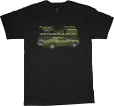 Ford Mustang Boss 302 t-shirt for men mustang cobra racing tee shirt mens tshirt