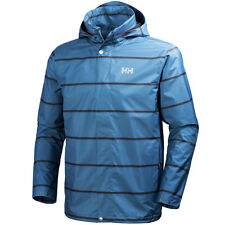 Helly Hansen 2016 Mens Spring City Waterproof Windproof Jacket Rain Coat