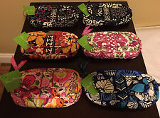 Vera Bradley Mirror Cosmetic Makeup Case NWT - You Choose Pattern