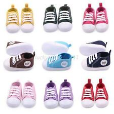 Toddler Casual Sneakers Newborn Baby Boys GirlsSoft Sole Crib Shoes Prewalker