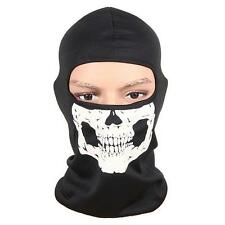 Adult Call of Duty Mask Balaclava Skull Ghost Face Mask Skateboard Bike Hood S