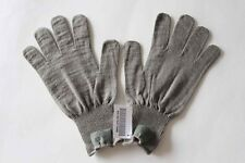 US Military Army Wool Glove Mitten Liners Full Finger Medium Large Made in USA