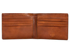 Bosca Dolce Leather 8 Pocket Deluxe Executive Mens Leather Wallet 98