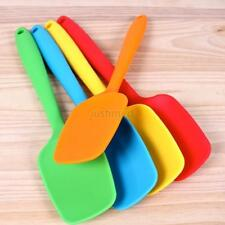 Chic 1pcs Silicone Baking Tool Cake Cream Butter Spatula Mixing Batter Scraper
