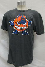 Syracuse Orange Men M L Short Sleeve Adidas Otto the Orange T Shirt NCAA A15