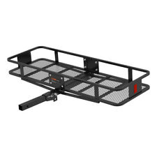 "Basket-Style Cargo Carrier, 2"" Folding Shank, 500 LB Capacity, 60"" x 20"" x 6"""