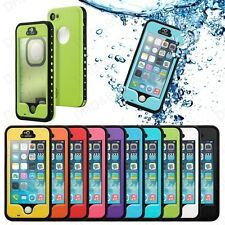 For iPhone 5 5S SE Waterproof Shockproof Dirt Proof Durable Case iPhone Cover