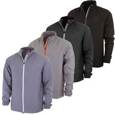 Puma Golf 2015 Mens 567411 Full Zip Wind Jacket Stretch Windshirt WindCELL Tech