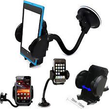 CAR TRUCK WINDSCREEN FLY AIR VENT CAR HOLDER MOUNT FOR LATEST MOBILE PHONES