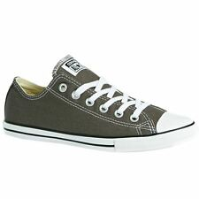 Converse Chuck Taylor Lean Ox Charcoal Mens Trainers