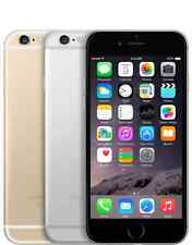 Apple iPhone 6 - 128GB - (Factory GSM Unlocked) Smartphone - Gold Silver Gray