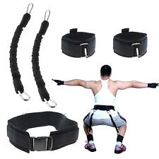 2016 Gym Exercise Expander Vertical Jump Resistance Bands Set Fitness Equipment