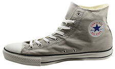 Converse Chuck Taylor All Star Hi Top Mens Trainers Canvas Unisex Grey 1Y762 D83