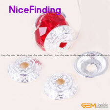 Bright Tibetan Silver Bail Style Spacer Bead Caps Jewelry Making Findings 20 Pcs