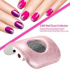 Nail Dust Suction Collector Fingernail Dirt Collection Machine Cleaning V3T4