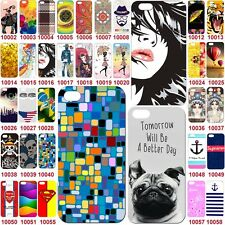US Fashion Design Pattern Hard Back Case Cover For iPhone 5s SE iPhone 6 6S Plus